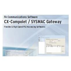 FA 통신 소프트웨어 CX-Compolet / SYSMAC Gateway